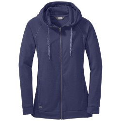 OUTDOOR RESEARCH OZETTE FULL ZIP HOODY WOMEN'S FLEECE
