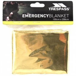 TRESPASS FOIL X EMERGENCY BLANKET ΑΛΟΥΜΙΝΟΚΟΥΒΕΡΤΑ