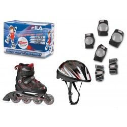 FILA ROLLERS COMPO 3 SET