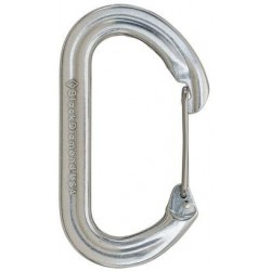 BLACK DIAMOND OVAL WIRE CARABINER