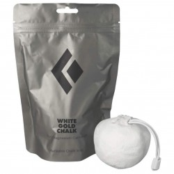 BLACK DIAMOND WHITE GOLD CHALK SHOT REFILLABLE