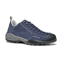 SCARPA MOJITO GTX BLUE COSMO  WATERPROOF SHOES