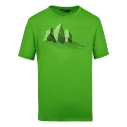 SALEWA LINES GRAPHIC DRY MEN'S T-SHIRT