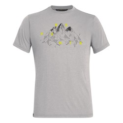 SALEWA ILLUSTRATION DRI-RELEASE® T-SHIRT