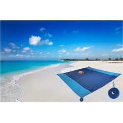 TICKET TO THE MOON BEACH BLANKET