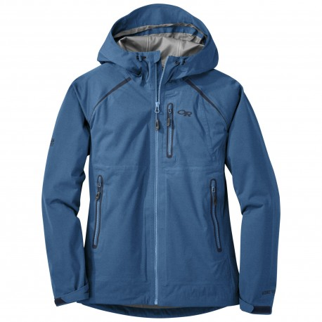 OUTDOOR RESEARCH WOMEN'S CLAIRVOYANT JACKET GORE-TEX