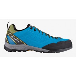 SCARPA EPIC GTX VIVID BLUE-YELLOW WATERPROOF HIKING SHOES