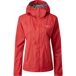 RAB DOWNPOUR WATERPROOF JACKET WOMENS
